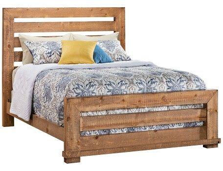 Willow Collection - Pine Queen Slat Bedstead   Beds   Pinterest ...