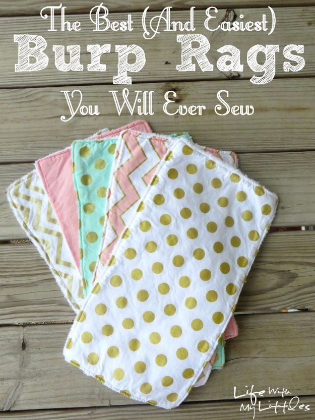 42 Fabulous Diy Baby Shower Gifts Baby Sewing Diy Baby Stuff