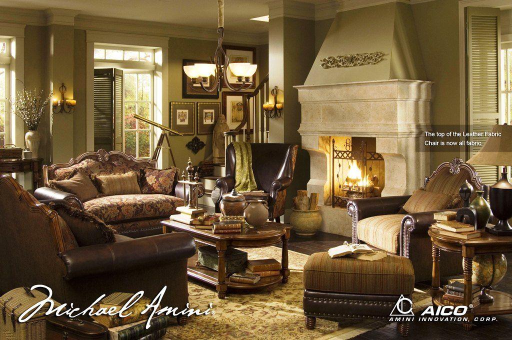 Superb Room · Western Living Room Furniture | Classic Living Room Design : Extraordinary  Living Room Inspirations .
