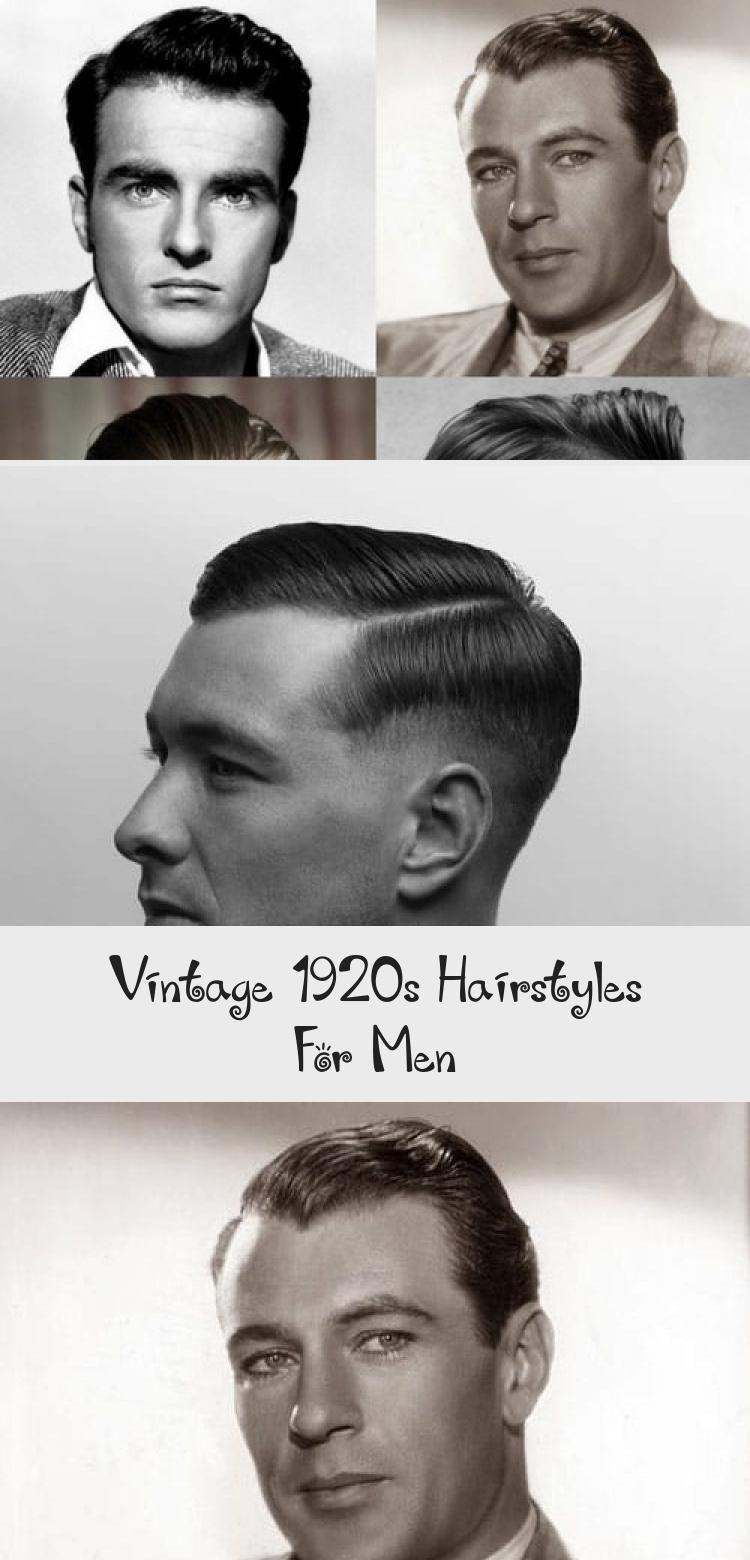 My Blog En Blog In 2020 1920s Hair Hair Styles Mens Hairstyles
