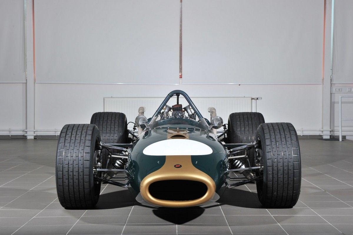 1966 Brabham-Repco BT20 Formula 1 Car | F1, Engine and Cars