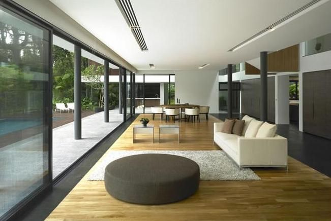 Modern Flat Roof Box Bungalow House Design Ideas - ArchInspire ...