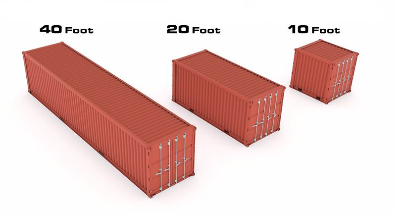 Https Www Google Com Search Q Ship Container Sizes In 2020 Container House Container House Plans Shipping Container Workshop