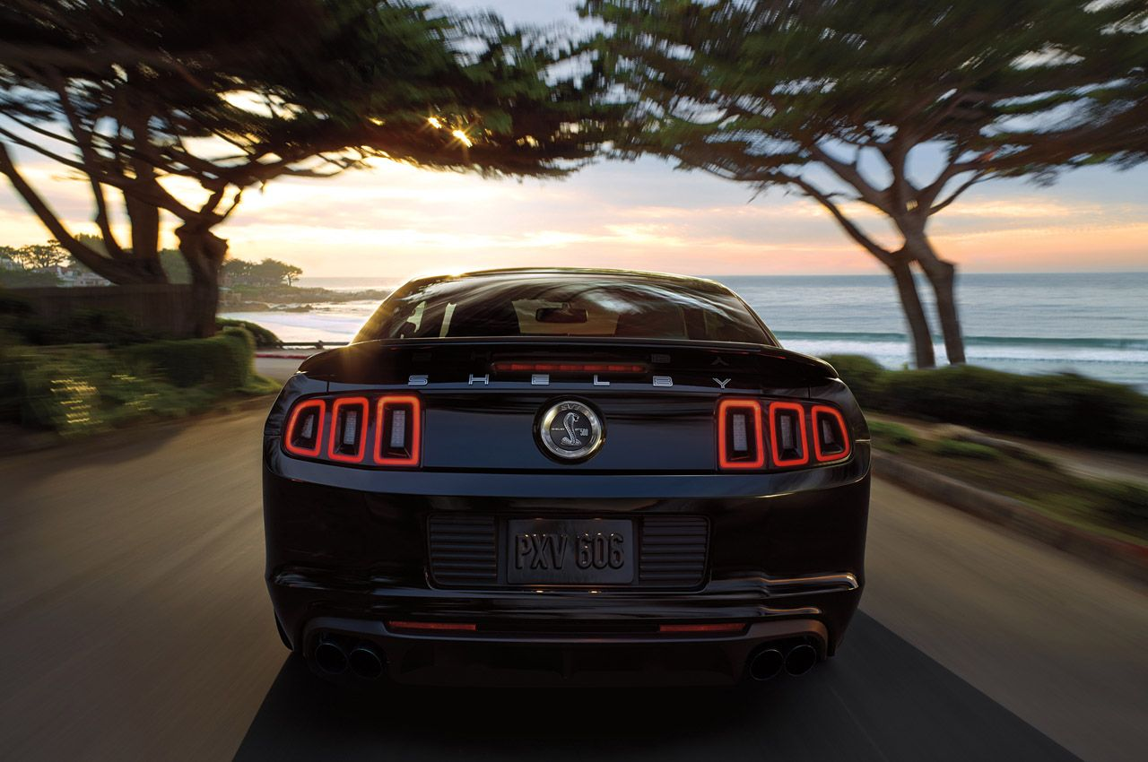 ford new car release 20142014 Ford Mustang Shelby GT500 New Photos Released Photo Gallery