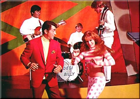 """Dad's dancing with my brother's band """"Dino, Desi & Billy"""""""