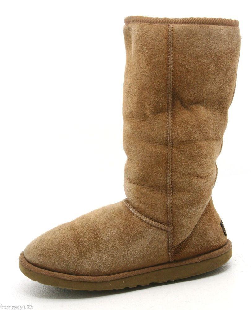 10e37cbc146 Details about UGG Australia 5815 Classic Tall Sheepskin Boots ...
