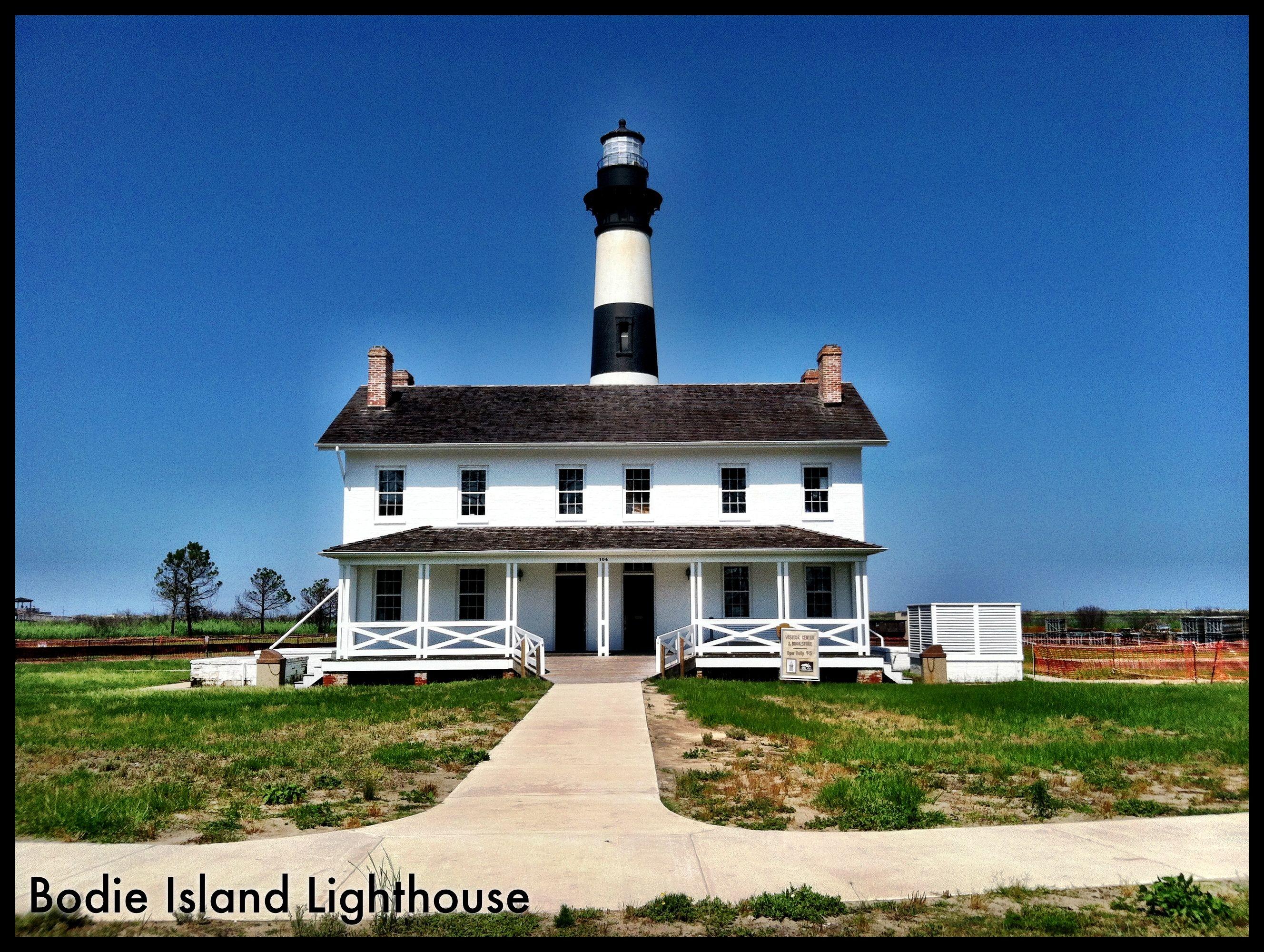 Bodie Lighthouse, North Carolina