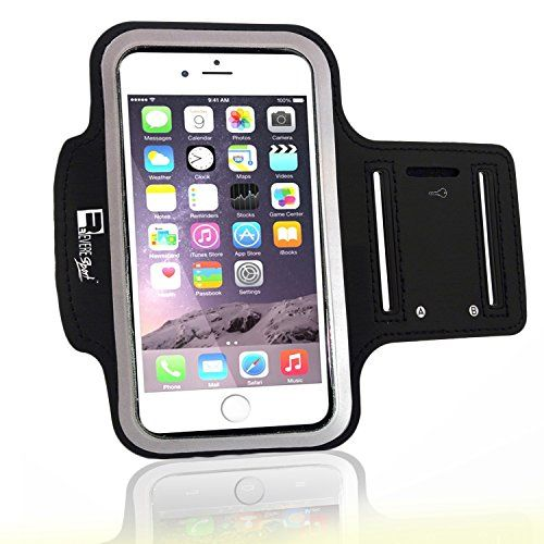 Sports Armband For Iphone 7 With Fingerprint Id And Earph Https Www Amazon Com Dp B01m7qwns9 Ref Cm Sw R Pi Dp X Phone Arm Band Running Arm Band Arm Band