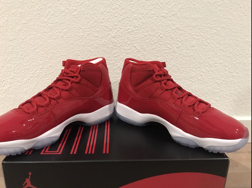 wholesale dealer f2057 b86ad The Air Jordan 11 Win Like 96 Review- Cop A Pair Now!!! - the latest  sneakers