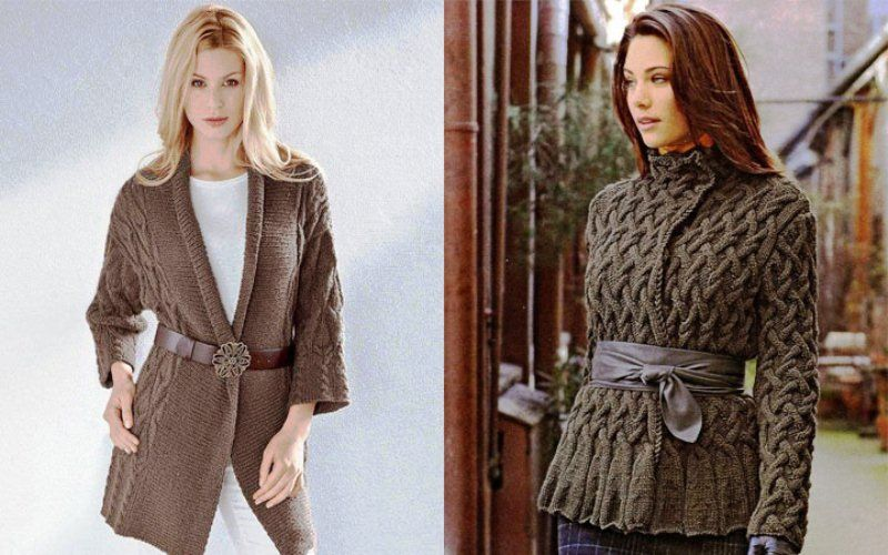 модные вязаные вещи 2017 2018 года фото мода вязание вязание