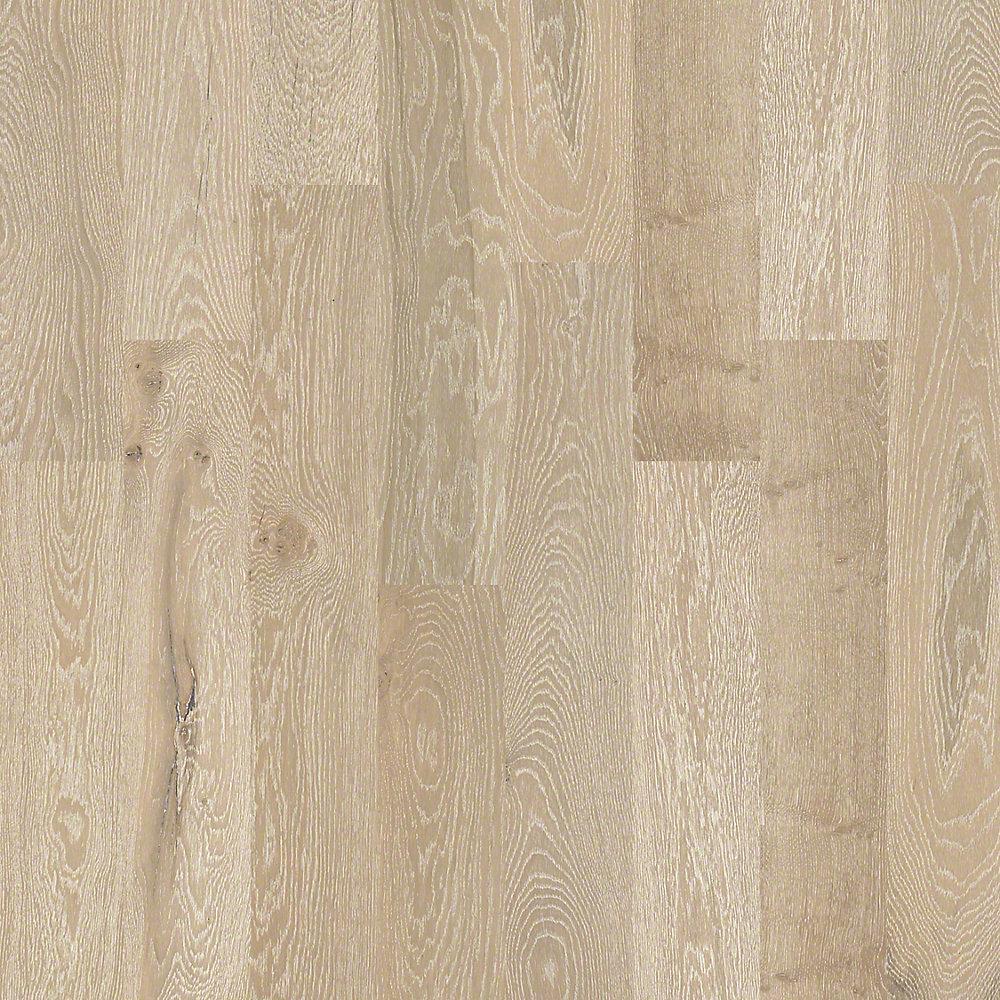 Shaw Take Home Sample Richmond Oak Canterbury Engineered Hardwood Flooring 7 1 2 In X 8 In Dh854 524 Samp