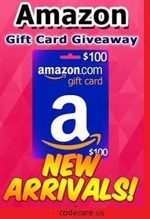 Photo of REPEAT THE OFFER: Amazon Gift Card Code Giveaway