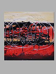 Peint+à+la+main+Abstrait+Artistique+Un+Panneau+Toile+Peinture+à+l'huile+Hang-peint+For+Décoration+d'intérieur+–+EUR+€+93.44