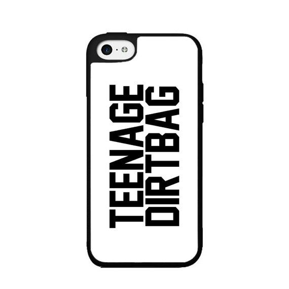 Teenage Dirtbag iPhone 4 4s 5 5s 5c 6 6 Plus Galaxy by BleuReign