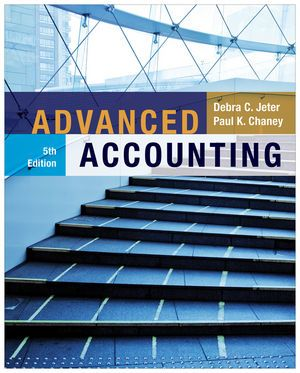 Test bank Solutions for Advanced Accounting 5th Edition by Debra C. Jeter INSTRUCTOR TEST BANK SOLUTIONS VERSION  http://solutionmanualonline.com/product/test-bank-solutions-advanced-accounting-5th-edition-debra-c-jeter-instructor-test-bank-solutions-version/
