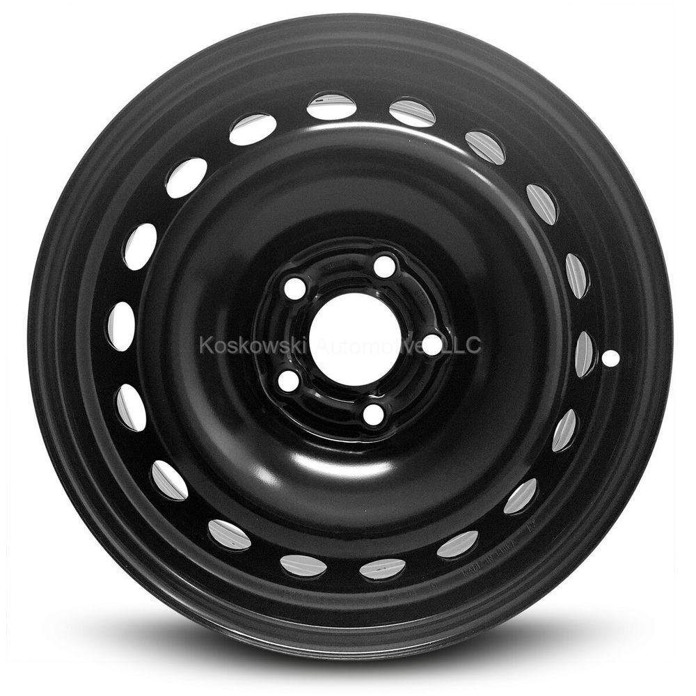 New 16 Steel Wheel Fits Honda Accord 08 09 10 11 12 42700ta0a01 Roadready Steel Wheels Honda Accord Wheel Rims