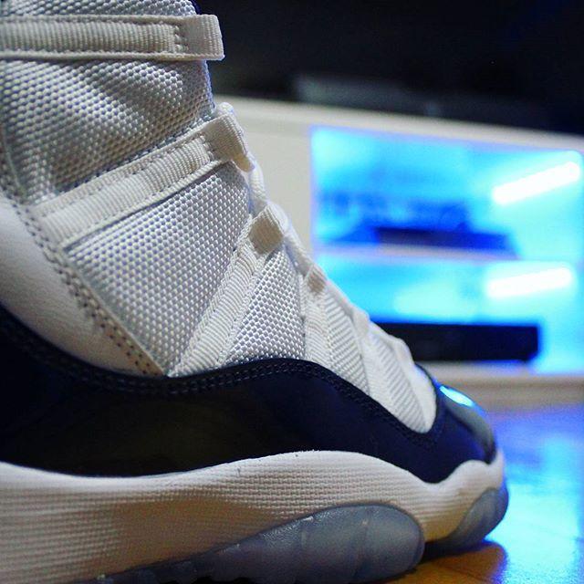 more photos c2d13 a9942 Go check out my Air Jordan 11 Retro Win Like 82 on feet ...