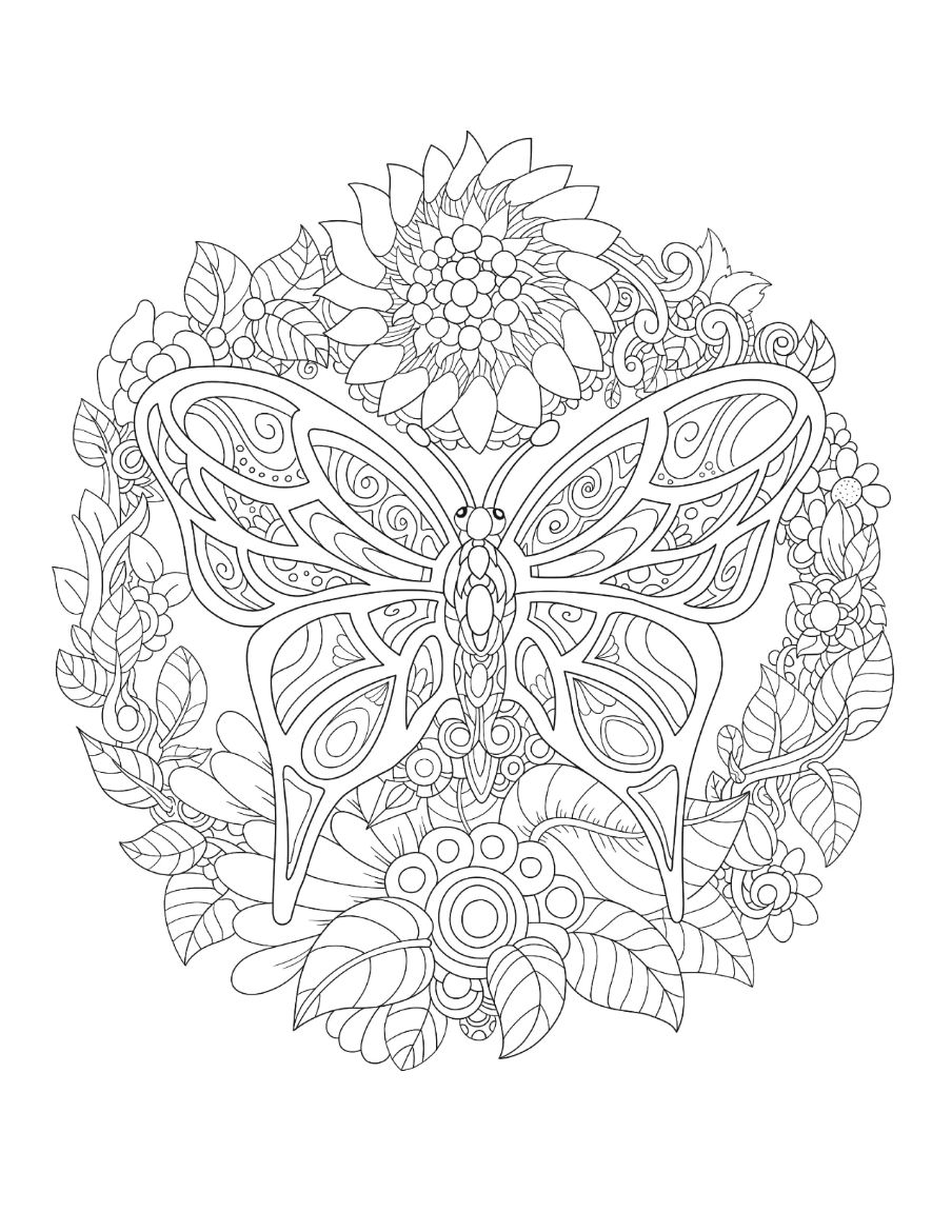 Free page from colorit adult coloring books pinterest free