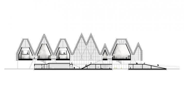 Labics - Helsinki Guggenheim Museum