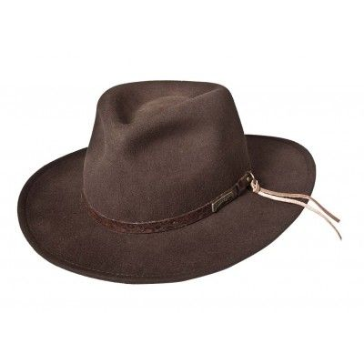 ... famous brand Our wide selection of Indiana Jones fedora hats will have  you ready for the ... 48ee05a1942