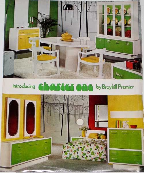 Chapters Home Decor: Broyhill Premier Chapter One Furniture
