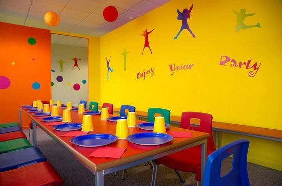 kids party room with various examples of best decoration of nursery rh pinterest com kids party rooms for rent kids party rooms new castle, de