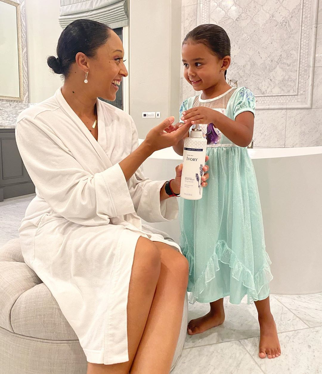 "@tameramowrytwo on Instagram: ""My little mini me w"