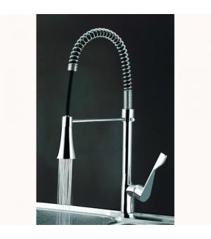 Single Handle Chrome Led Kitchen Sink Faucet L 0335 Kitchen Taps Kitchen Sink Faucets Led Faucet