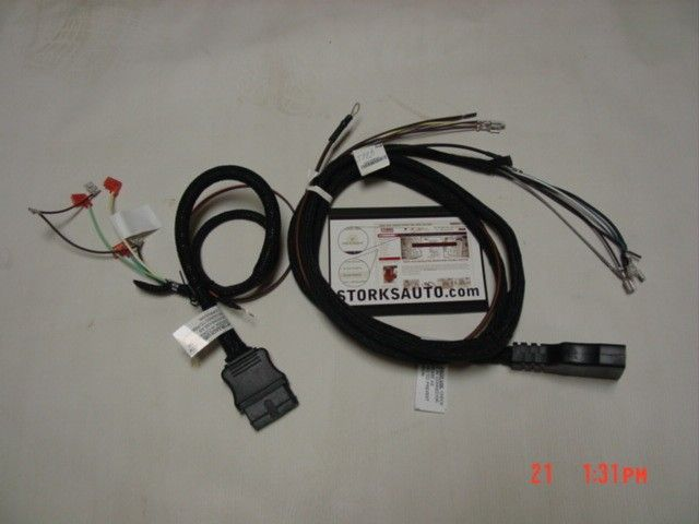 28053 Fisher 3 Plug Plow Side Wiring Kit Isolation Module Kit Minute Mount Homesteader Wire Plugs Mounting