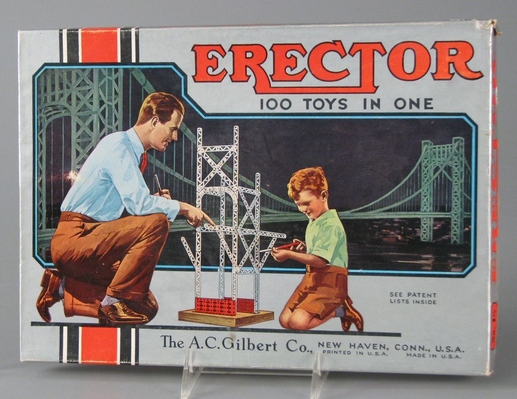 1960 Toys For Boys Toys By Year Inducted National Toy Hall