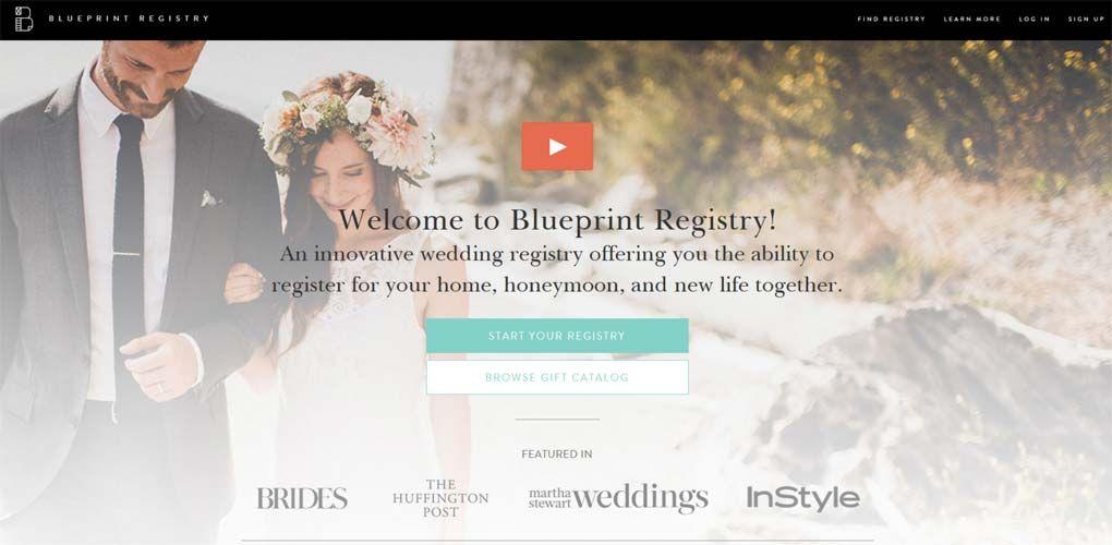 Blueprint Registry u2013 an innovative #wedding registry    www - new blueprint registry how it works