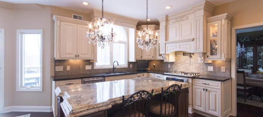 J&K Cabinetry   Luxcraft Cabinets   New Home - Kitchen   Pinterest