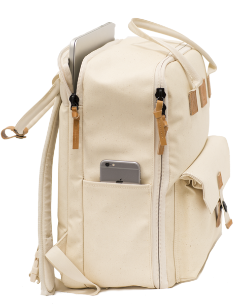 SIMPLE TRAVEL BACKPACK #backpacks