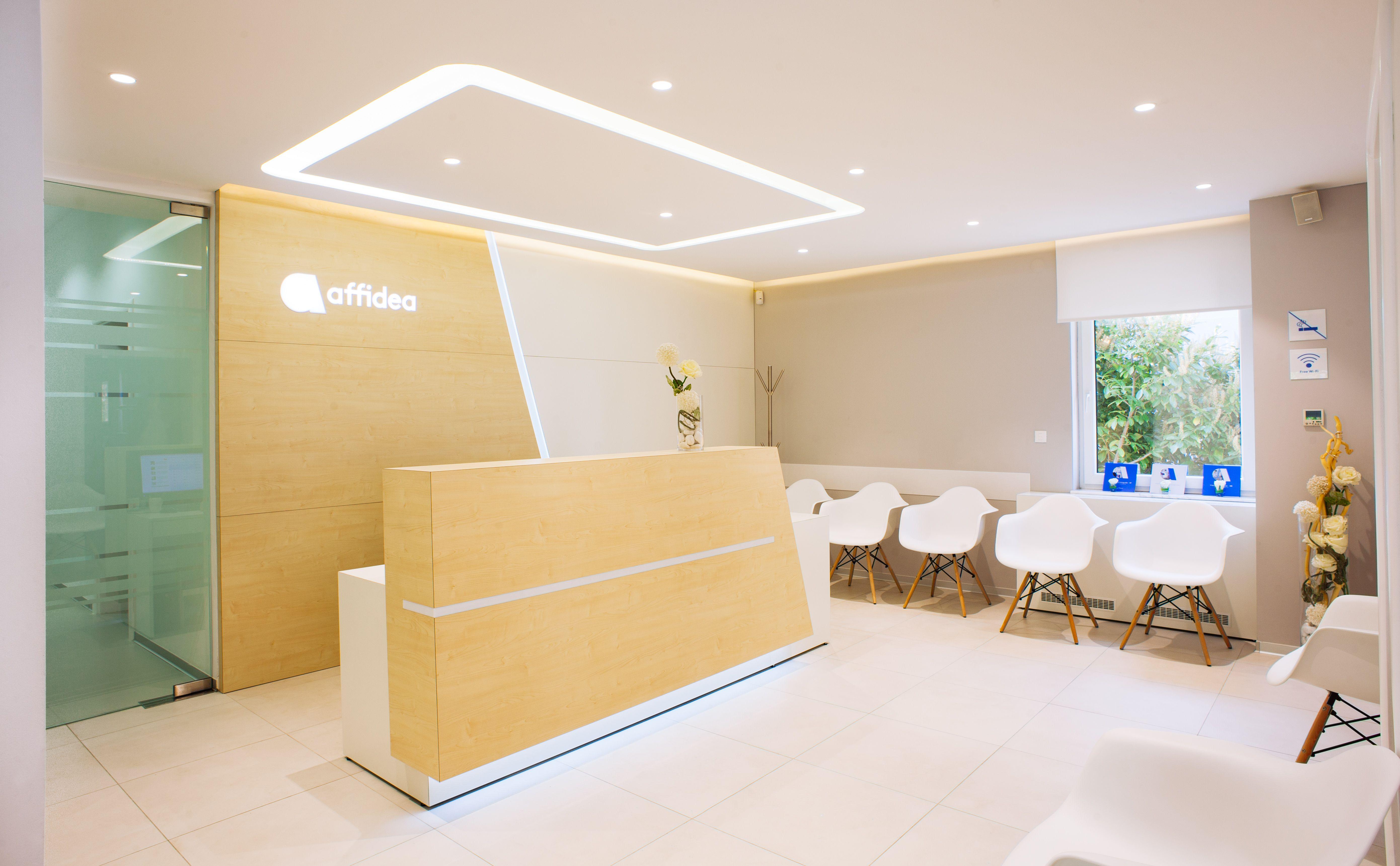 Affidea Croatia Zagreb Www Affidea Hr Medical Office Interior Office Interiors Interior