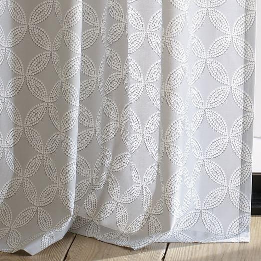 West Elm - Faux Bead Curtains (Görüntüler Ile)