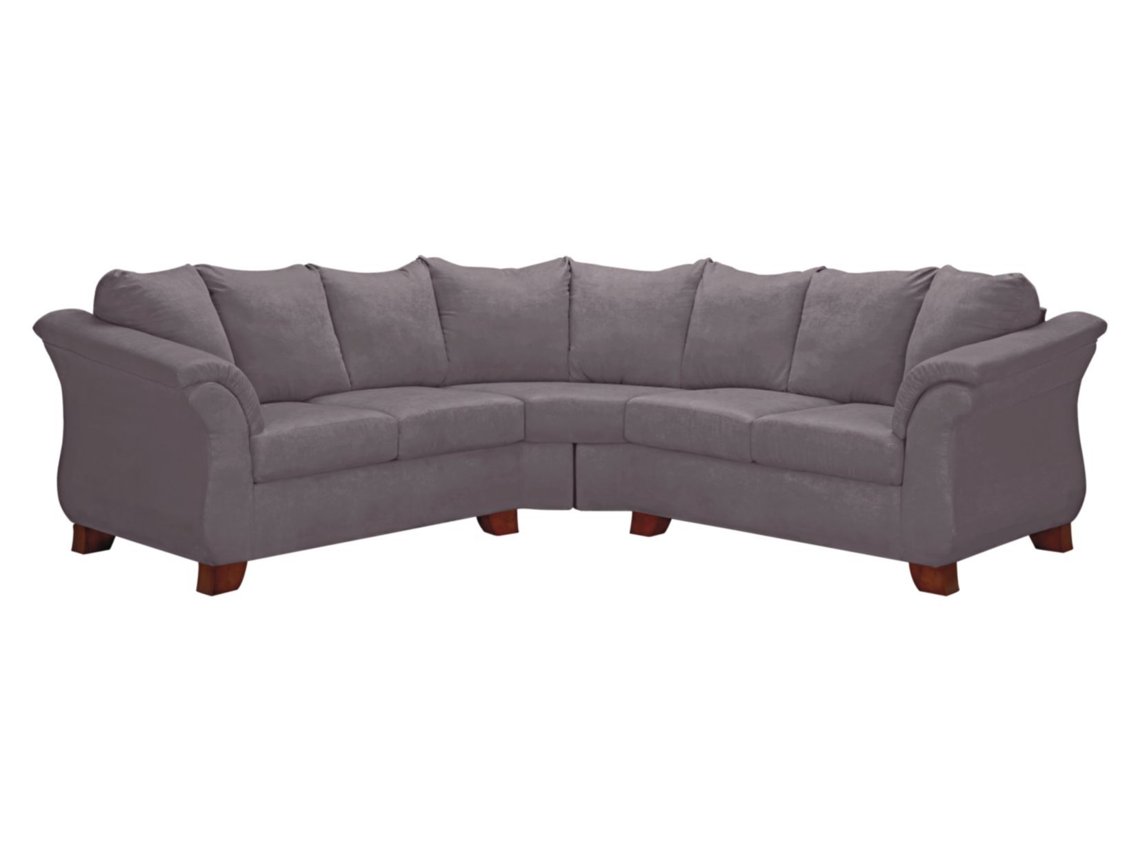 2-PC Sectional - Value City Furniture - Living Room?   Home decor ...