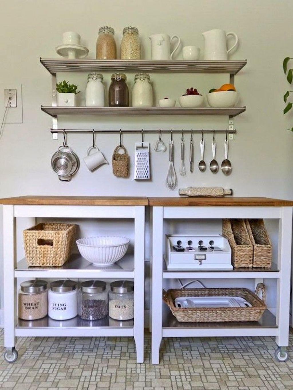 diy small kitchen open shelves decor ideas open shelves