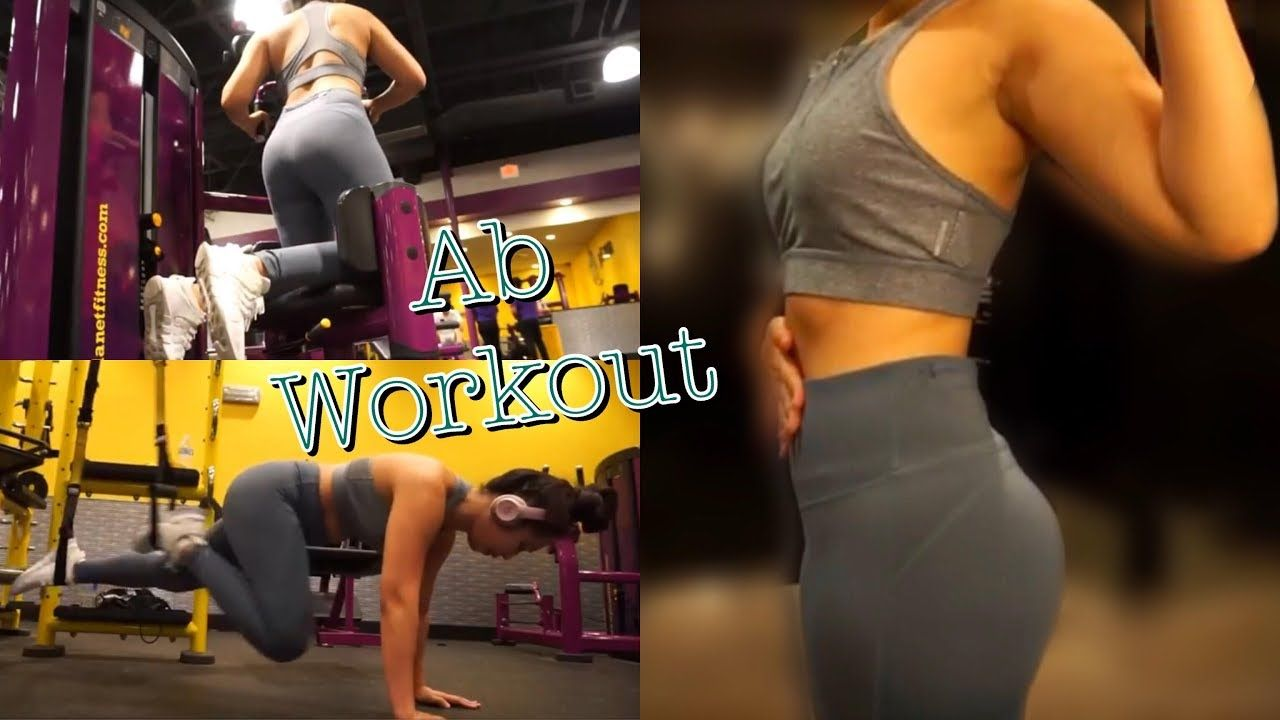Ab day at fitness have you tried these gym