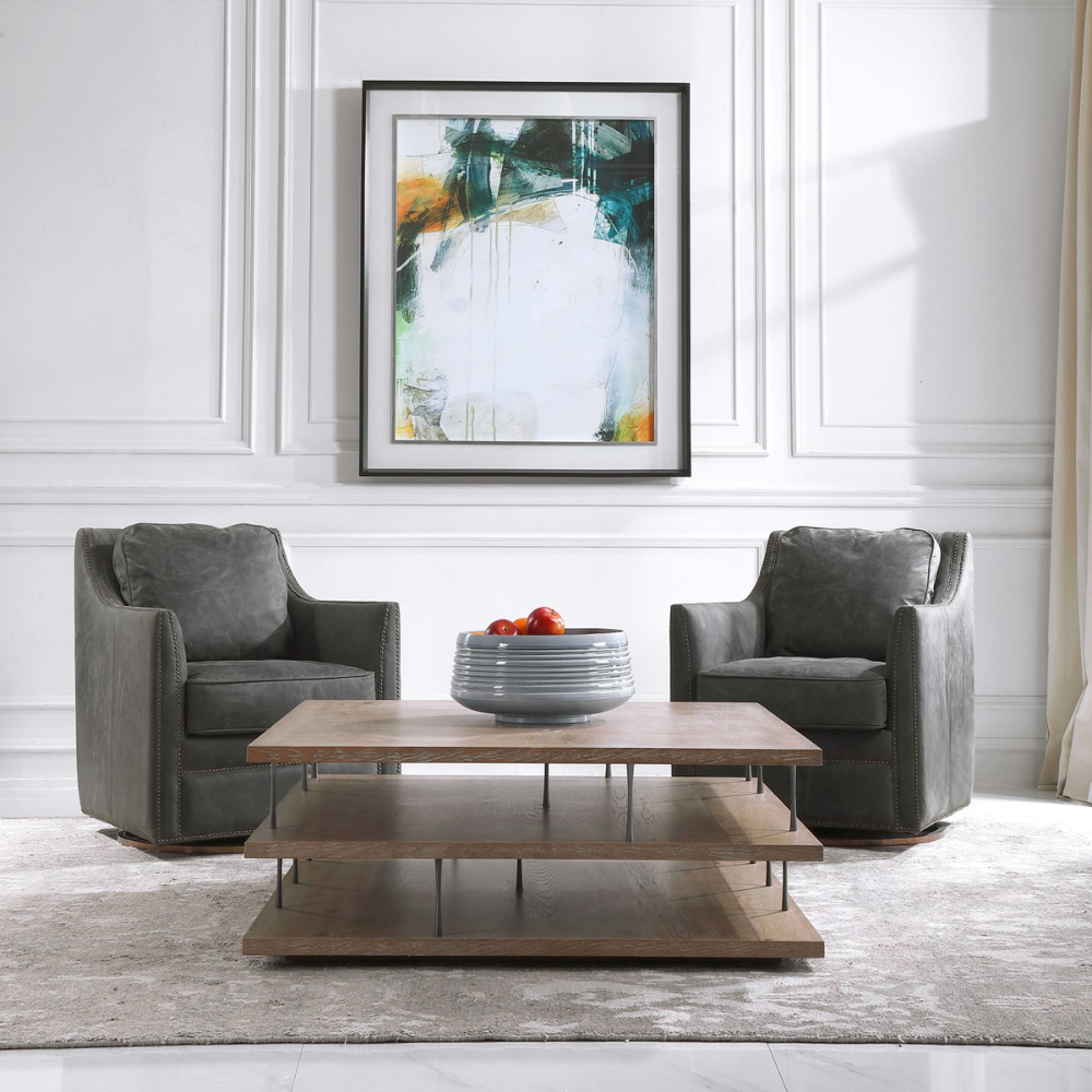 Cavalcade Cocktail Table Uttermost In 2021 Accent Furniture Luxury Furniture Cocktail Tables [ 1000 x 1000 Pixel ]