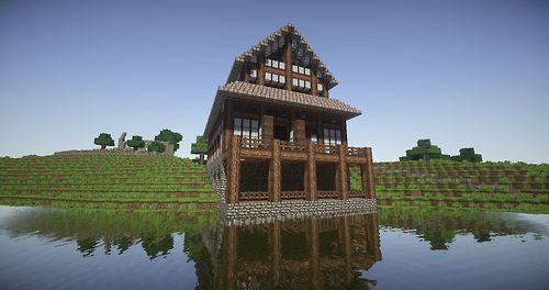 Minecraft Houses 2014