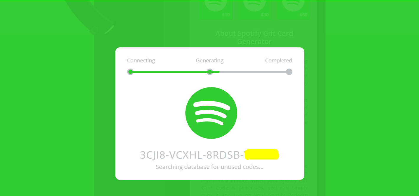free spotify premium codes list 2018