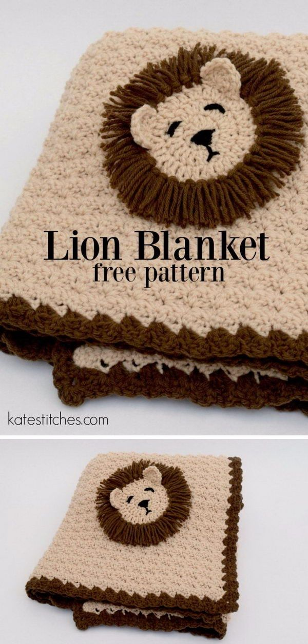 30+ Free Crochet Patterns For Blankets | Cobija, Manta y Colchas