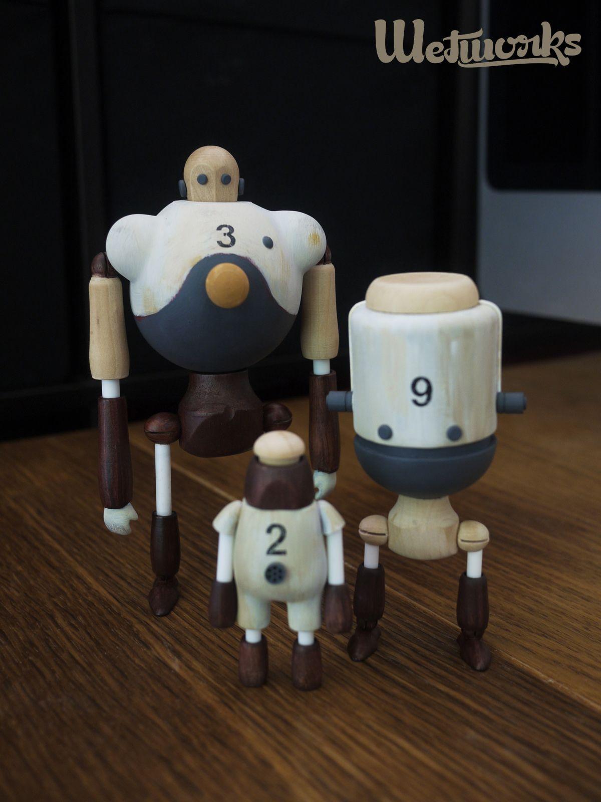 Woo Bots Designer Toys Vinyl Vinyl Toys Designer Toys