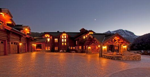 Victory Lodge 333 Leonard St Mammoth Lakes Ca June Lake Timber House Mansions