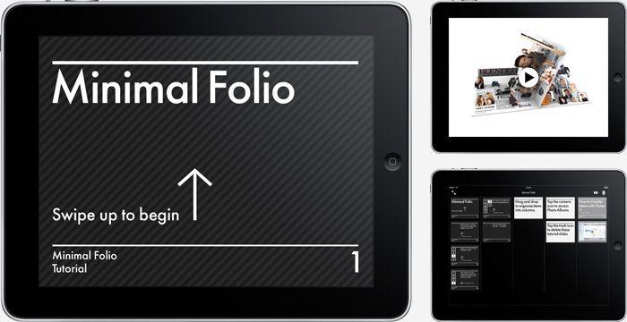 Portfolio App for iPad. 2.99. A steal. Freelance