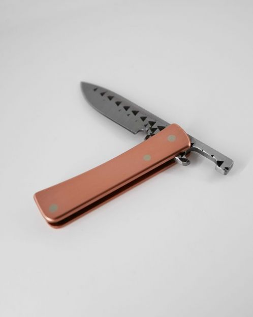 The Ladyfinger Is A Uk Legal Pocket Knife Unique To Schofield
