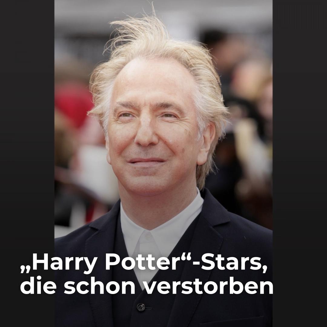 Harry Potter Stars Die Schon Verstorben Sind Video Video Harry Potter Film Harry Potter Star Wars