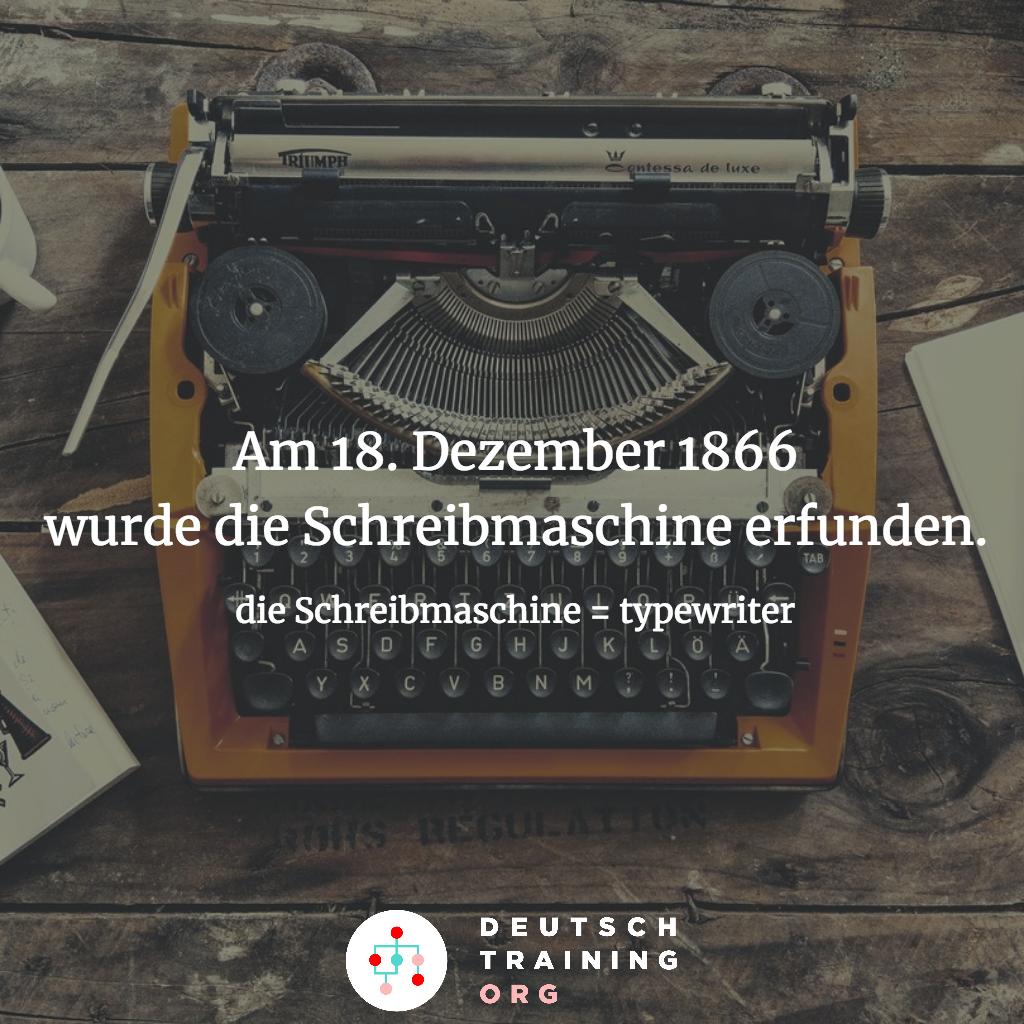 Schreibmaschine Lernen Online