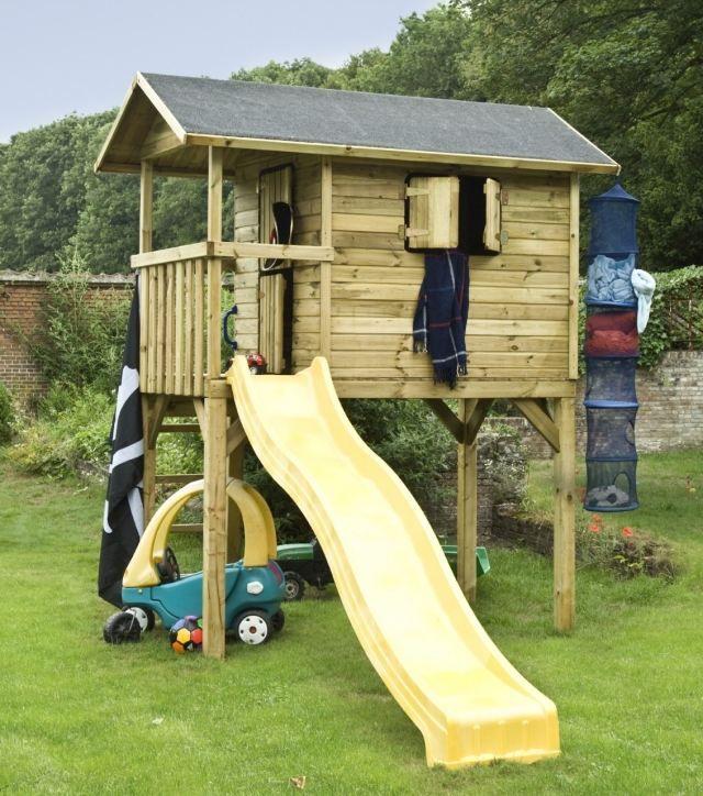 spielhaus garten selber bauen – rekem, Garten und Bauen