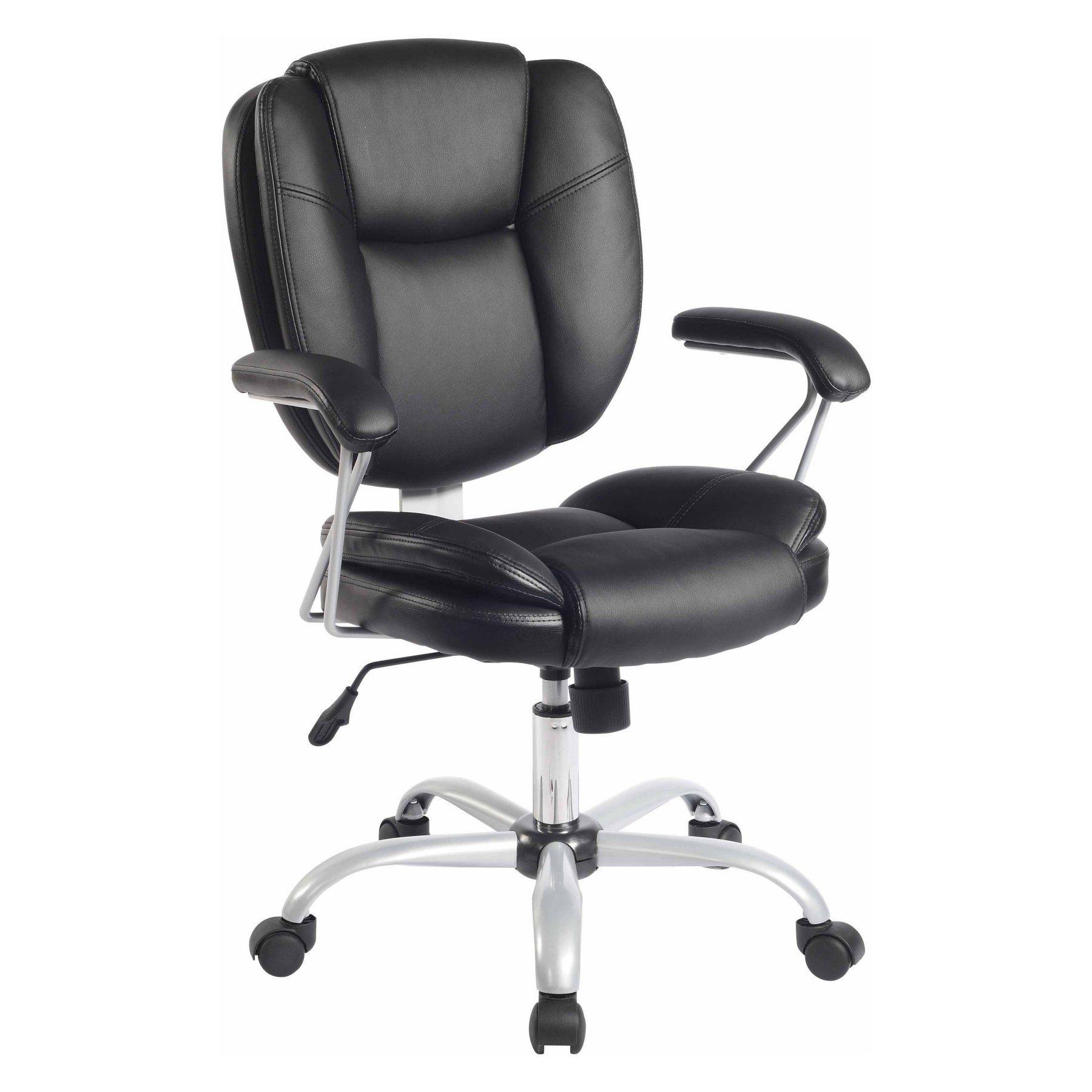 Techni Mobili Comfort Techniflex Chair - RTA-0930-BK